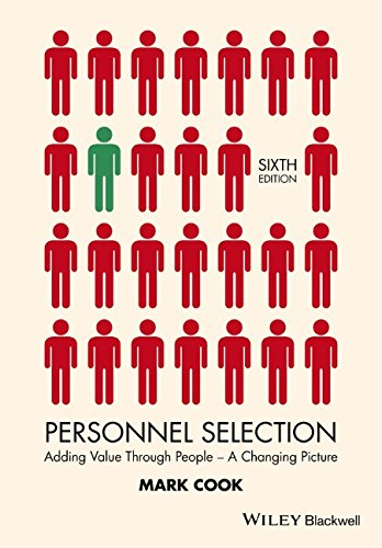 Personnel Selection: Adding Value Through People - A Changing Picture PDF