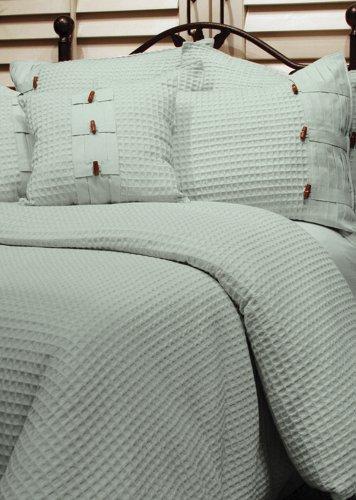 Park B. Smith Eco Escondido Comforter Set, Mineral, King