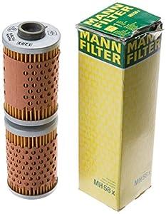 Mann+Hummel MH58 filtro de aceite
