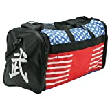 Ace Martial Arts STARS AND STRIPES BIG SPORTS BAG
