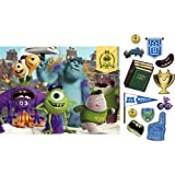 Hallmark - Disney Monsters U Backdrop and Props Kit