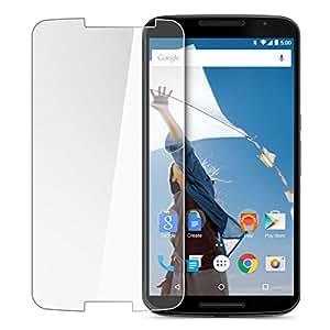 Stuffcool Glass Screen Protector For Motorola Nexus 6 Clear - GPNX6