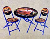 Disney/Pixar's Cars 3 Piece Table and Chair Set