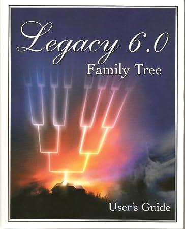 Legacy 6.0 Family Tree