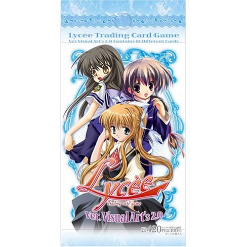 Amazon.com: Lycee Trading Card Game TCG Ver. Visual Arts 2.0 Kanon
