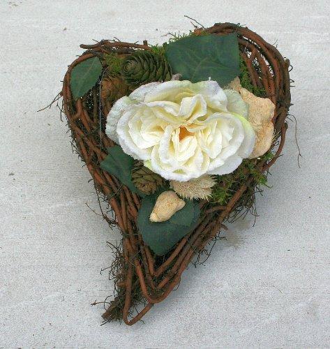 Grabschmuck grabgesteck gesteck totensonntag allerheiligen for Floristik allerheiligen