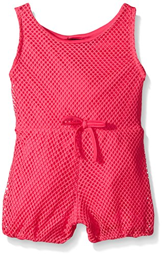 limited-too-baby-solid-netting-mesh-and-bubble-short-romper-neon-hot-pink-12-months