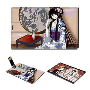 Xxxholic Anime Comic Game ACG Customized USB Flash Drive 8GB