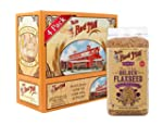 Bob's Red Mill Golden Flaxseed, 24-Ou...