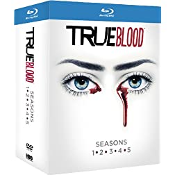 True Blood: Season 1-5 [Blu-ray]