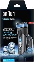Rasoir électrique Braun CoolTec CT5cc avec techonologie refroidissante et nettoyage automatique