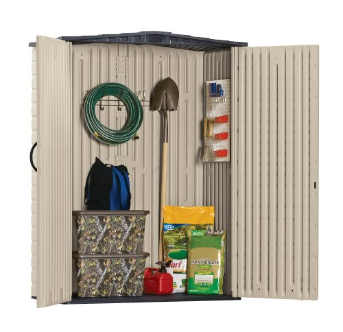 Rubbermaid 7x7 shed manual