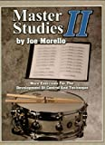 Master Studies II: More Exercises for the Development of Control and Technique