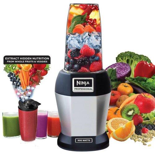 NUTRI NINJA PROFESSIONAL BL450 Blender 900 Watts (Ninja Pro Blender 900 compare prices)