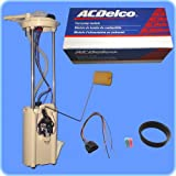 New ACDELCO Fuel Pump Module Assembly For CHEVROLET PICKUP S10/T10 1997 1998 1999 2000 2001 2002 V6 4.3L Also Fits 1997 1998 1999 2000 L4 2.2L MU111 MU110