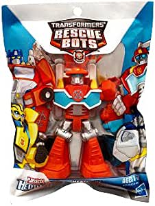 Playskool Heroes Transformers Rescue Bots Figure Heatwave the Fire Bot 3.5 Inches