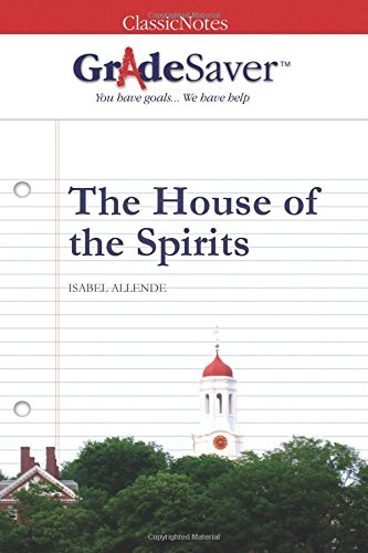 essay house spirits Fan 4/1/2013 esteban trueba the house of the spirits is a novel written by isabel allende in 1982 - house of the spirits introduction one of the main characters in.