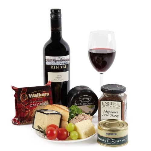 PLOUGHMAN'S FEAST IN GIFT BOX