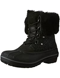 Crocs AllCast II Luxe Women Boot In Black