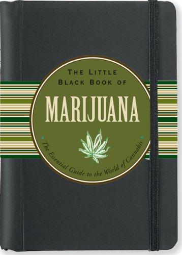 Little Black Book of Marijuana (Little Black Books (Peter Pauper Hardcover))