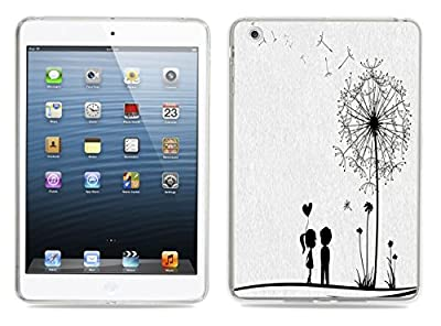 Slim White Hard Back Case (No front) for IPADmini 1/2/3 by Thex