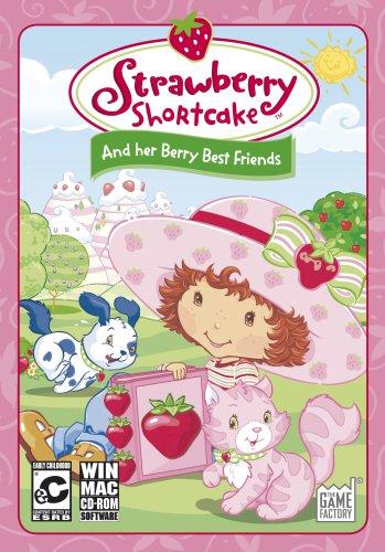 Strawberry Shortcake: Her Best Berry Friends