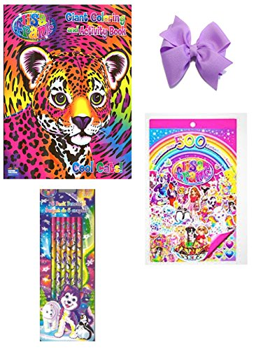 Lisa Frank tiger Activity bundle