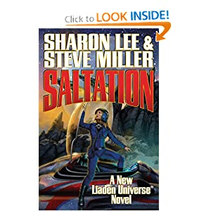 Saltation (Liaden Universe®) by Sharon Lee and Steve Miller