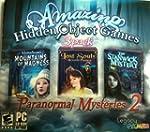 Paranormal Mysteries 2 - 3 pack Hidde...