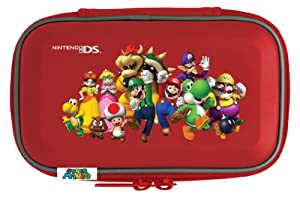 nintendo dsi tasche super mario hard pouch amazon. Black Bedroom Furniture Sets. Home Design Ideas