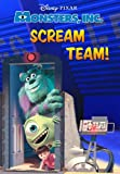 Monsters, Inc.: Scream Team (A Stepping Stone Book(TM))