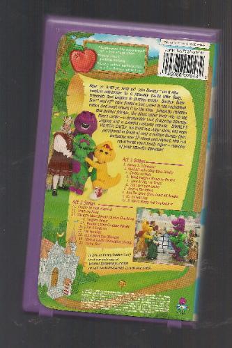 pin barneys musical castle dvd version music videos on pinterest. Black Bedroom Furniture Sets. Home Design Ideas
