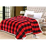 ShopyBucket Super Soft Europa Blanket Double Bed Size 230cm X 250cm Super Lite Super Soft Blanket(Made In India)(Pack Of 1 Piece)