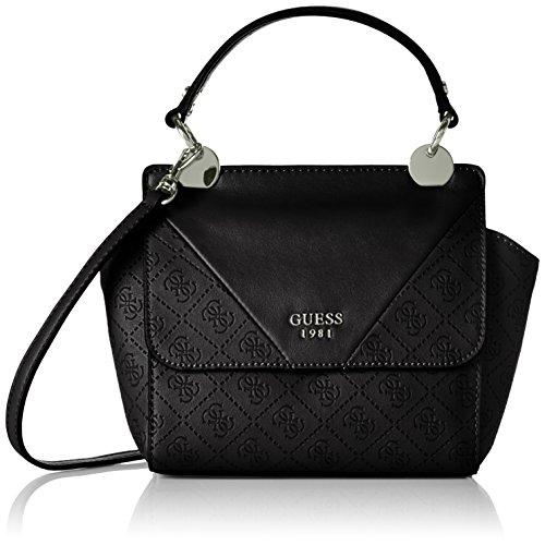 guess-womens-cammie-petite-crossbody-flap-handbag-black-nero-one-size
