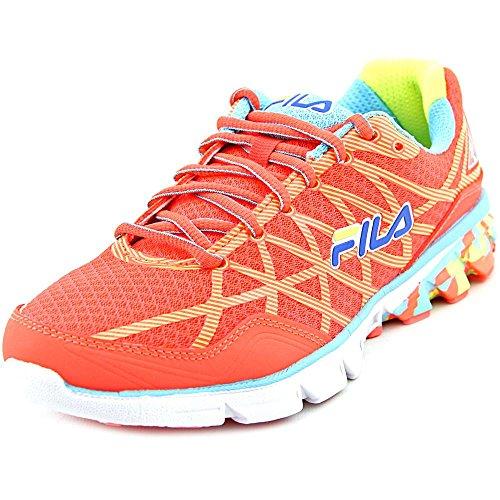 Fila Women S Escalight Running Shoe Pink Glo