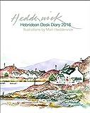 Hebridean Desk Diary 2016 (Diaries 2016)