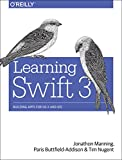 img - for Learning Swift 3: Building Apps for OS X and iOS book / textbook / text book