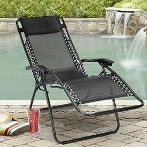 Kawachi Zero Gravity Recliner Chair For Living Room