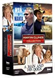 Martin Clunes 3 DVD Collection - A Man and His Dogs, Man to Manta & Lemurs of Madagascar - As Seen on ITV1