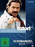 Tatort: Schimanski-Box (4 DVDs) [Import allemand]