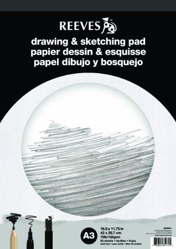 reeves-8490651-block-skizzen-und-zeichnen-a3