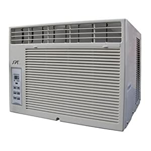 SPT WA-1091S 10,000-BTU Window Air Conditioner with Remote Control