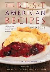 Best American Recipes 2002-2003