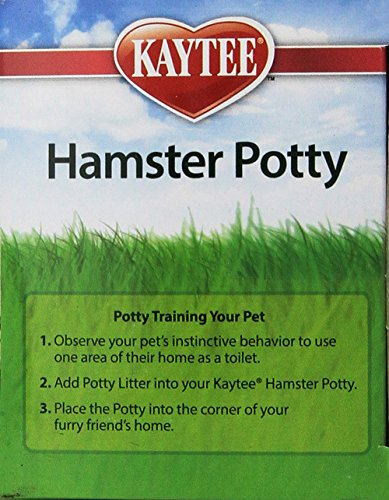 kaytee hamster potty colors vary baso