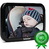 totview® Baby Car Mirror | Premium 10.2