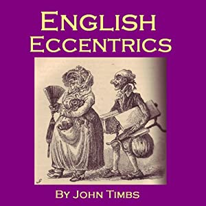 English Eccentrics Audiobook