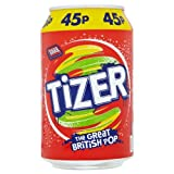 Barr Tizer 330ml (Pack of 24)