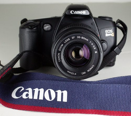 Best Review Of Canon EOS Rebel G Film SLR Camera Kit with 35-80mm Lens