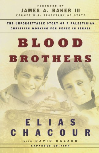 Blood Brothers: The Dramatic Story of a Palestinian Christian Working for Peace in Israel