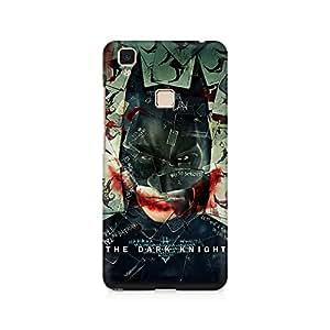 Ebby Jokers Batman Premium Printed Case For Vivo V3 Max